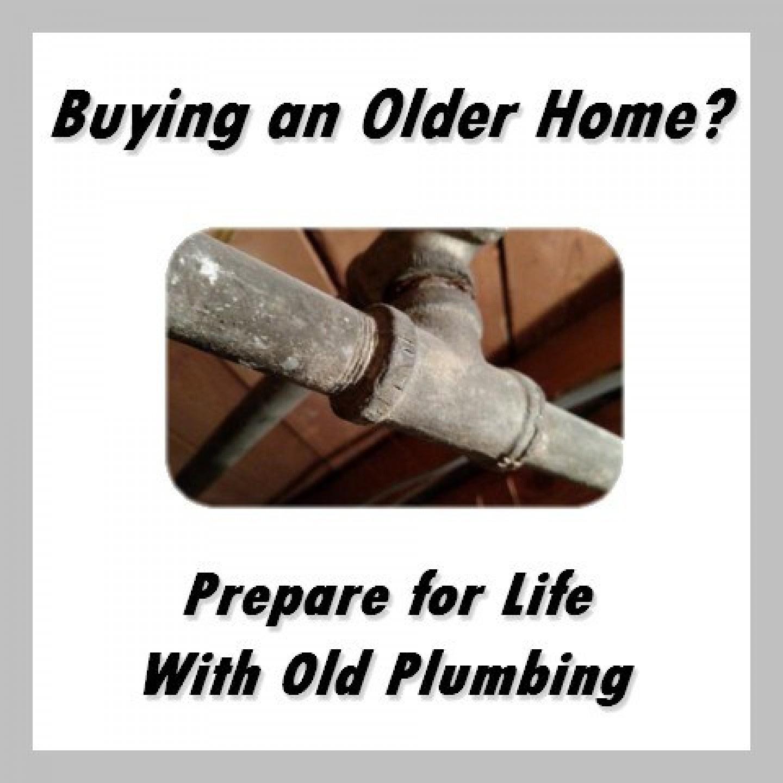 older home plumbing