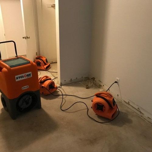water-damage-restoration-dryer