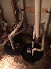 220. Zoeller Sump Pump