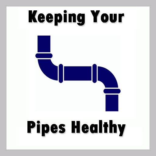 keeping pipes healthy