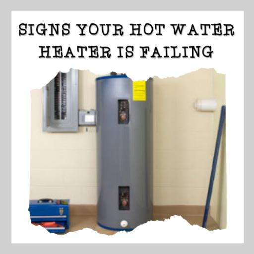 FAILING-HOT-WATER-HEATER